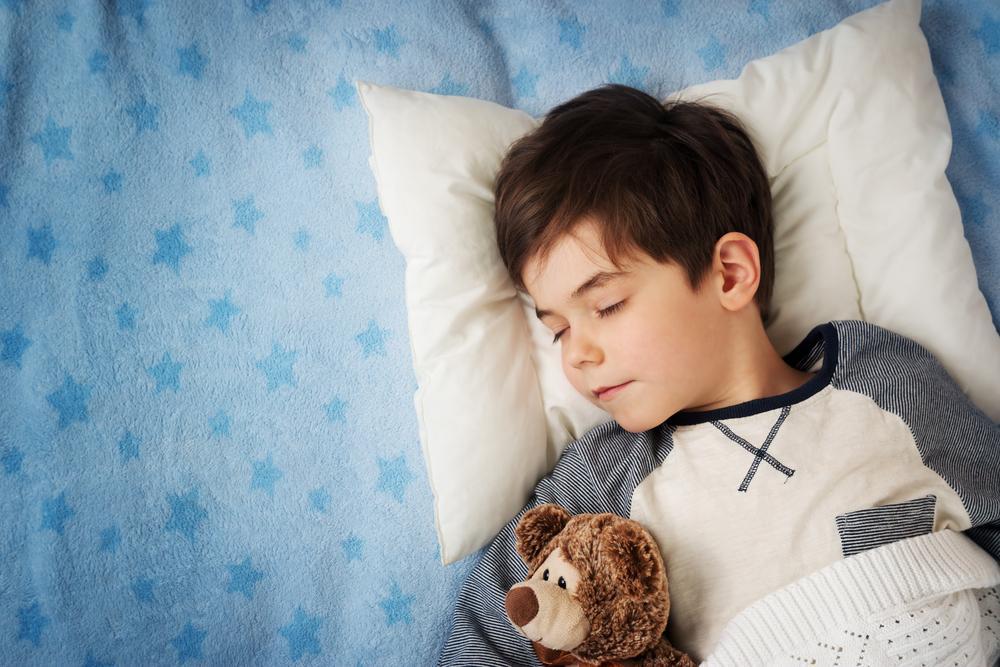 ¿Cuántas horas debe dormir un niño según su edad?