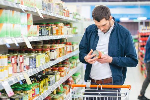 Tabla nutricional: Aprende a leer las etiquetas de los alimentos
