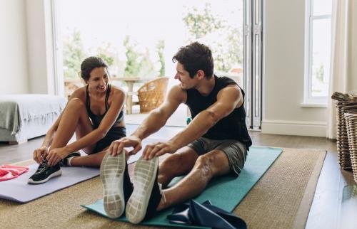 ¿Trabajar, hacer ejercicio y comer saludable? Cómo organizarse para lograrlo